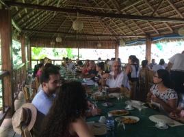Lunch in Viñales